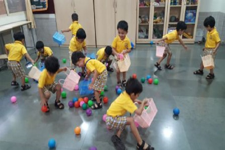 Nalanda Public School-Activity