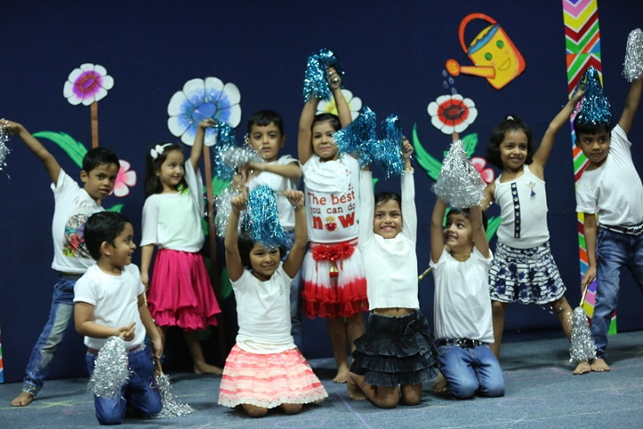 Nalanda Public School-Events