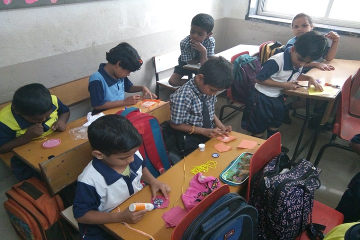 Nav Krishna Valley School-Activity