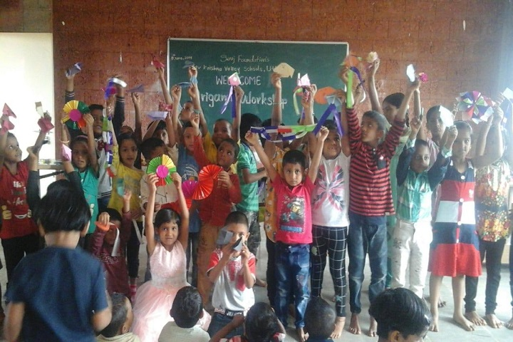 Nav Krishna Valley School-Arts and  crafts