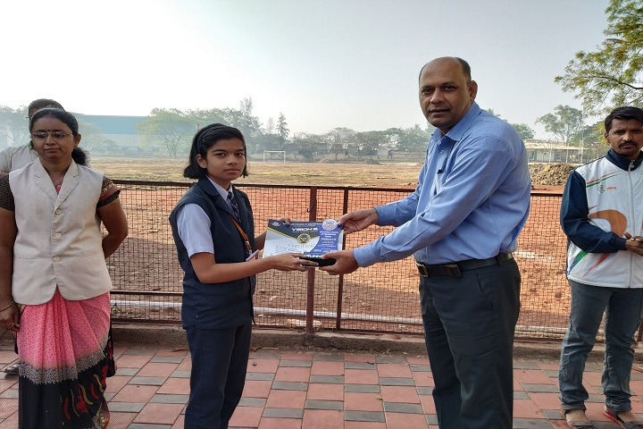 Nav Krishna Valley School-Prizes
