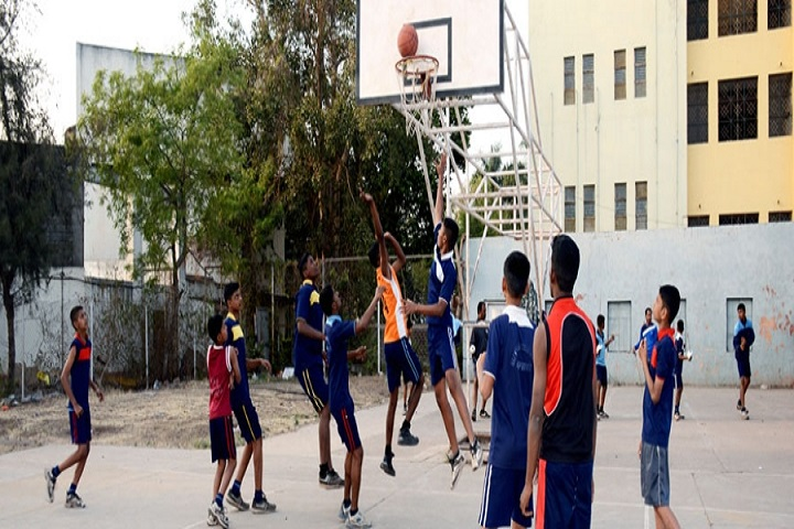Nav Krishna Valley School-Sports