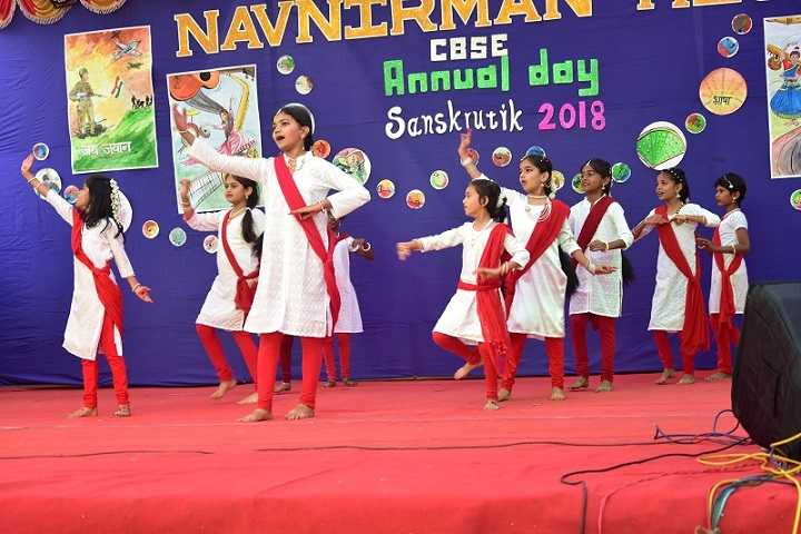 Navnirman High English Medium School-Dances