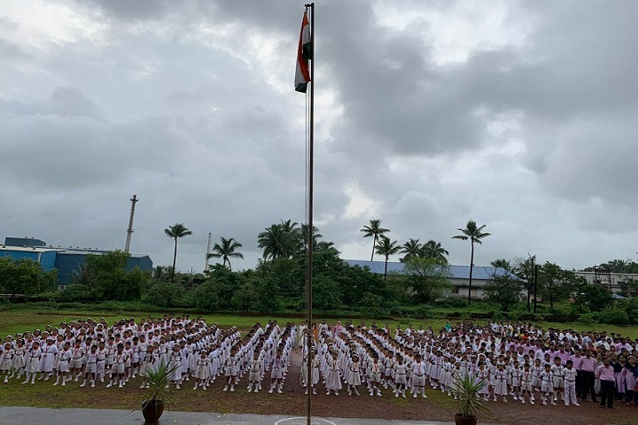 Navnirman High English Medium School-Independences day
