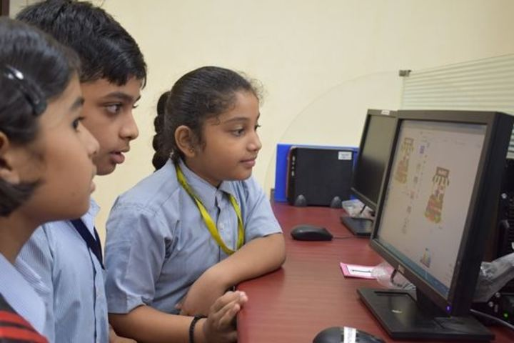 Navy Children School-Computer Lab