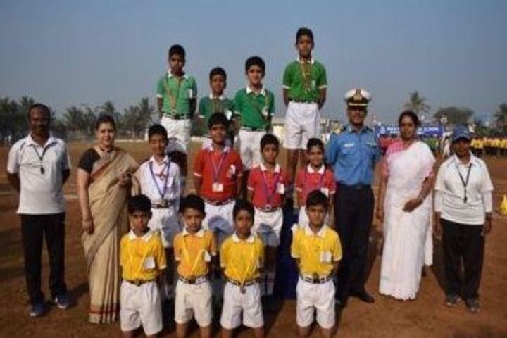 Navy Children School-Sports