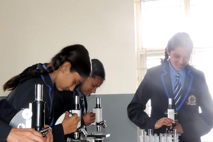 New Beginning International School-Chemistry Lab