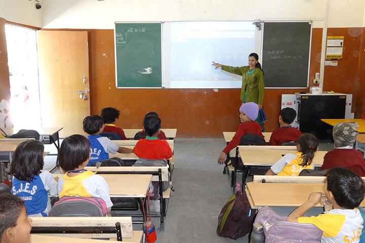 New Beginning International School-Classroom