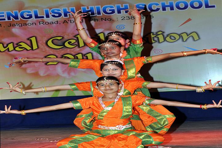 New Beginning International School-Dance