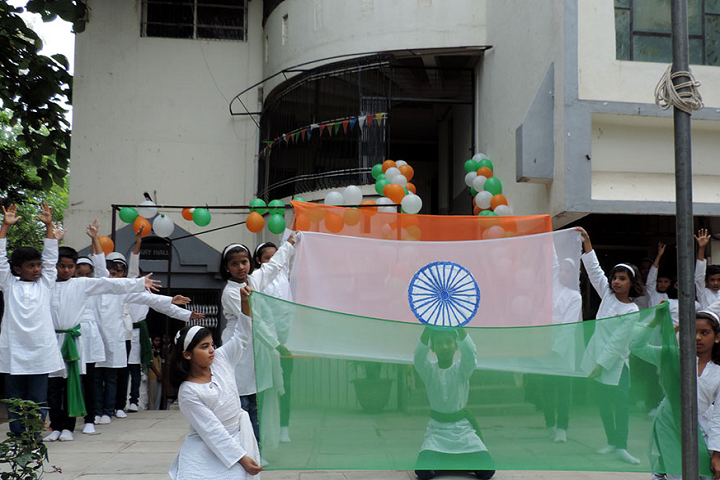 New Beginning International School-Independence Day Celebration