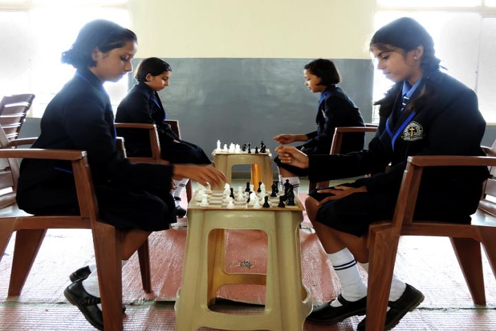 New Beginning International School-Indoor Games