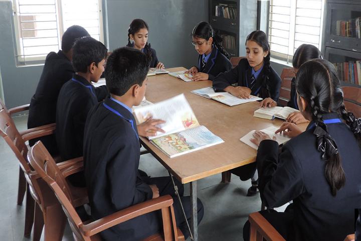 New Beginning International School-Library