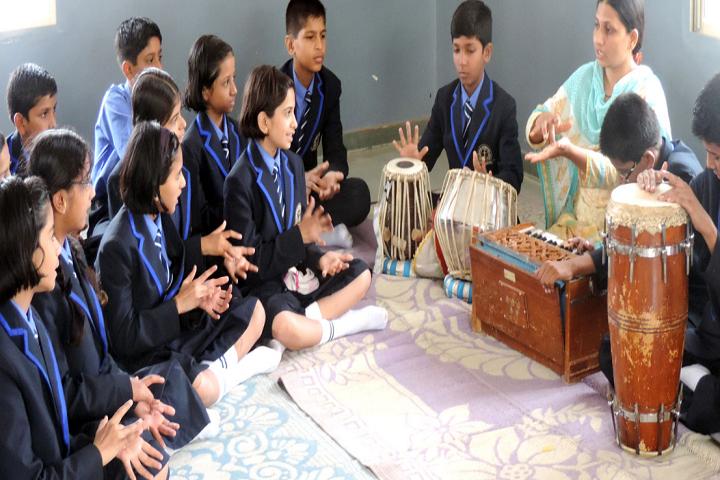 New Beginning International School-Music Room