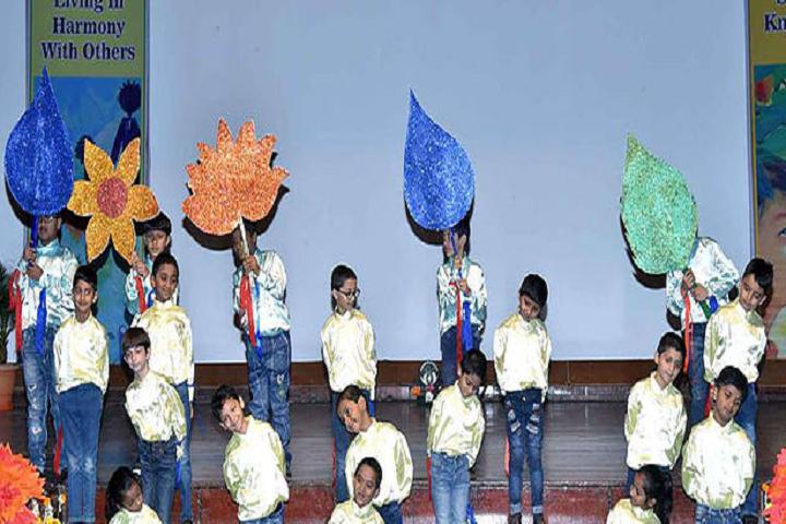 New Era High School-Activity