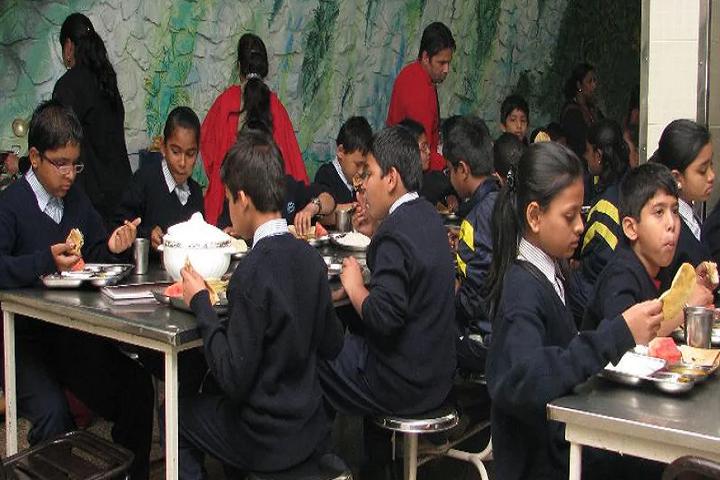 New Era High School-Cafeteria