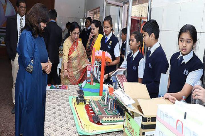 New Era High School-Science Exhibition