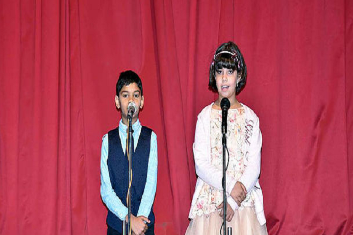 New Era High School-Singing