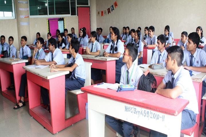 New Horizon Scholars School-Classroom