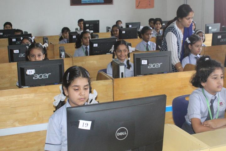 New Horizon Scholars School-Computer Lab
