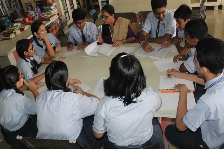 New Horizon Scholars School-Group Study