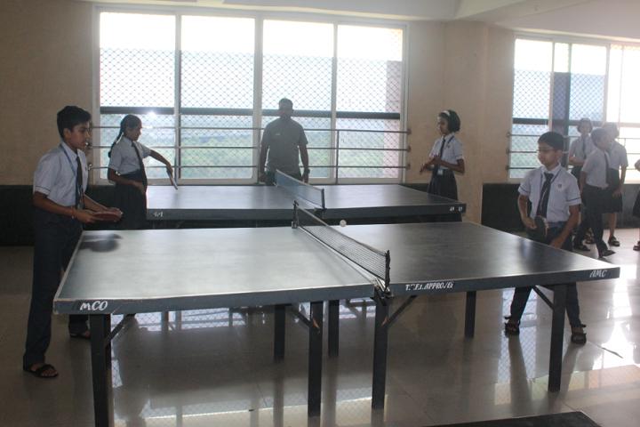 New Horizon Scholars School-Indoor Games