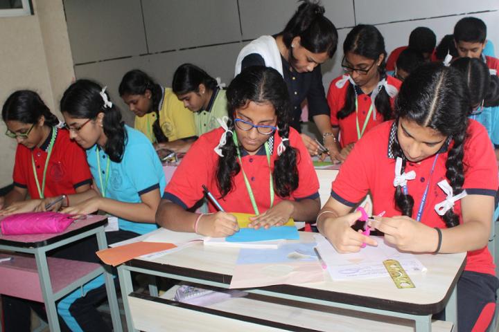 New Horizon Scholars School-Maths Lab