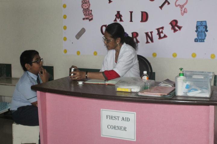 New Horizon Scholars School-Medical Facility