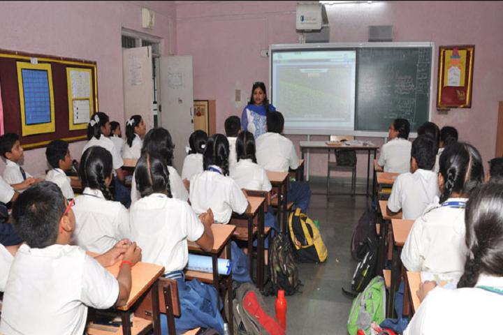 New Horizon Public School-Classroom