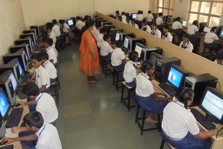 New Horizon Public School-Computer Lab