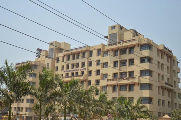 New Horizon Public School Khanda Colony-Campus