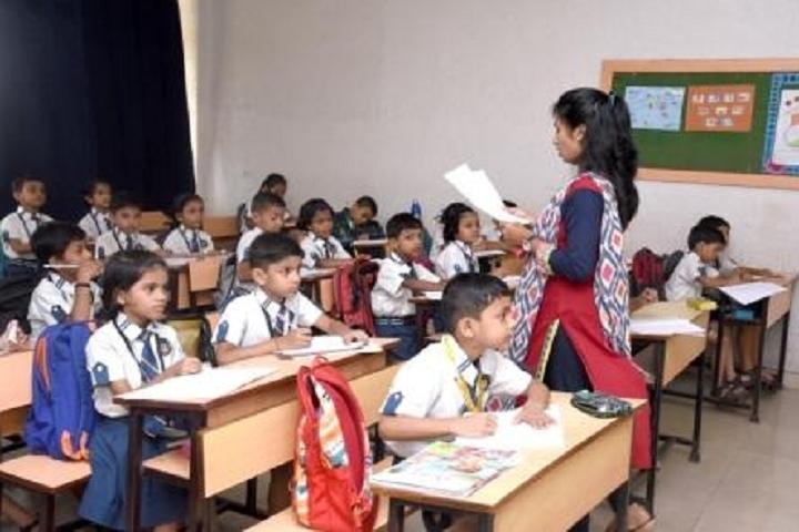 New Horizon Public School Khanda Colony-Classroom