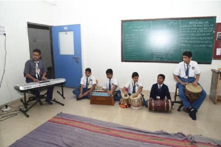 New Horizon Public School Khanda Colony-Music Room