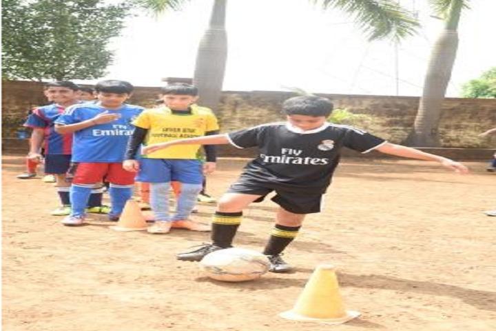 New Horizon Public School Khanda Colony-Outdoor Activities