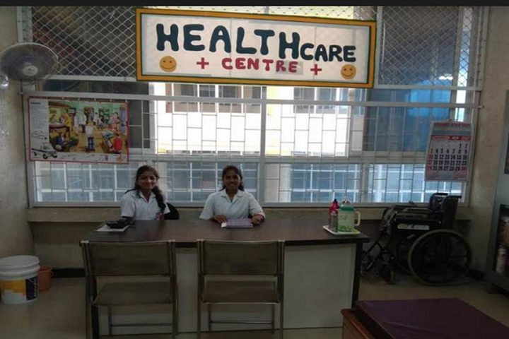 New Horizon Scholars School -Health Care Centre