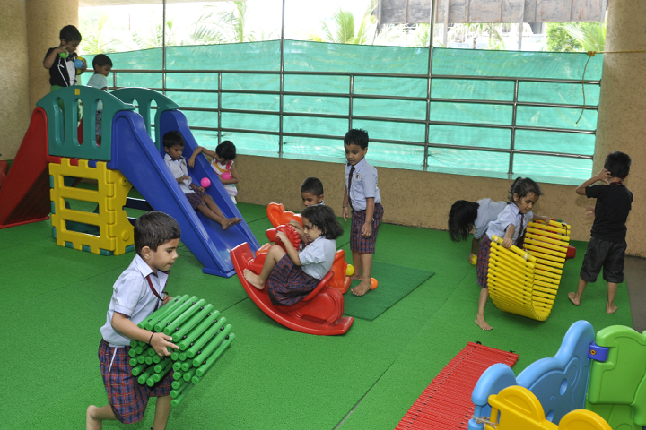 New Horizon Scholars School -Play Area