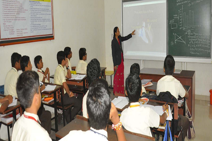 Nirmal International School-Classroom