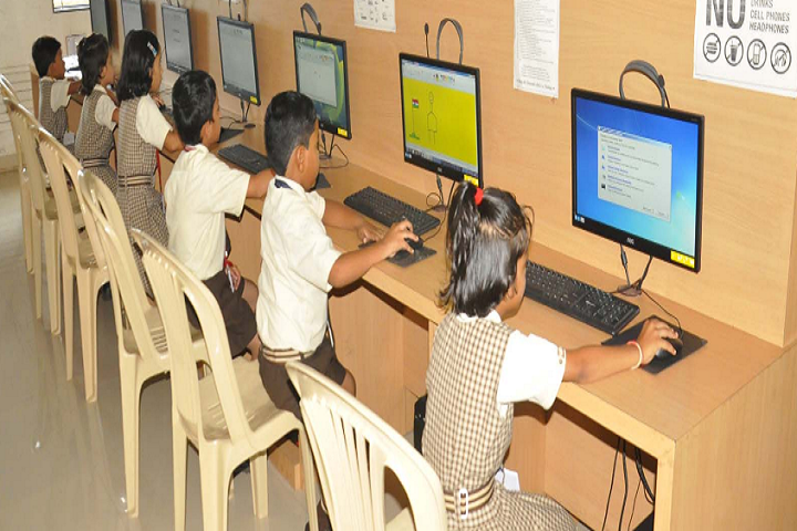 Nirmal International School-Computer Lab