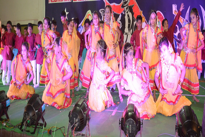 Nirmal International School-Dance
