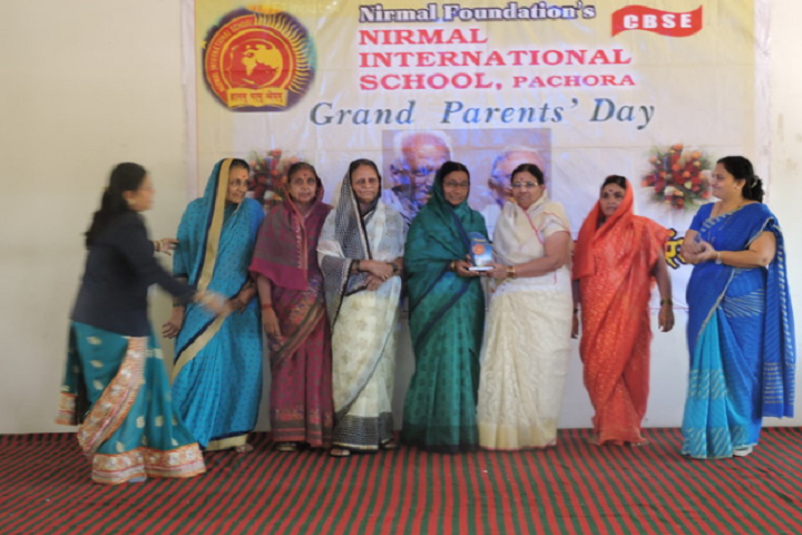 Nirmal International School-Grand Parent