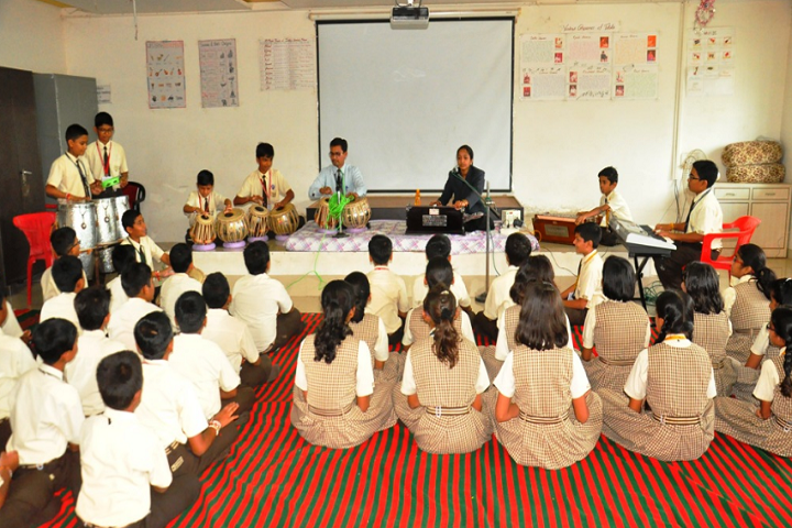 Nirmal International School-Music Room