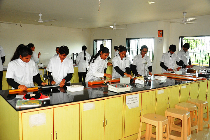 Nirmal International School-Science Lab
