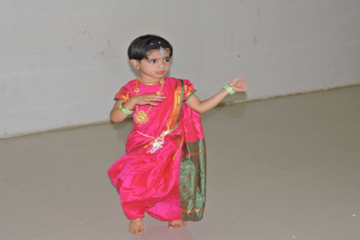 Nirmal International School-Solo Dance