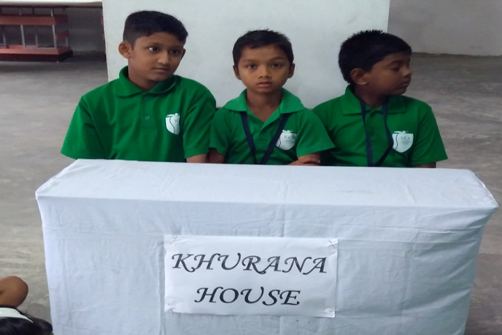Nk Academy-Quiz Competition