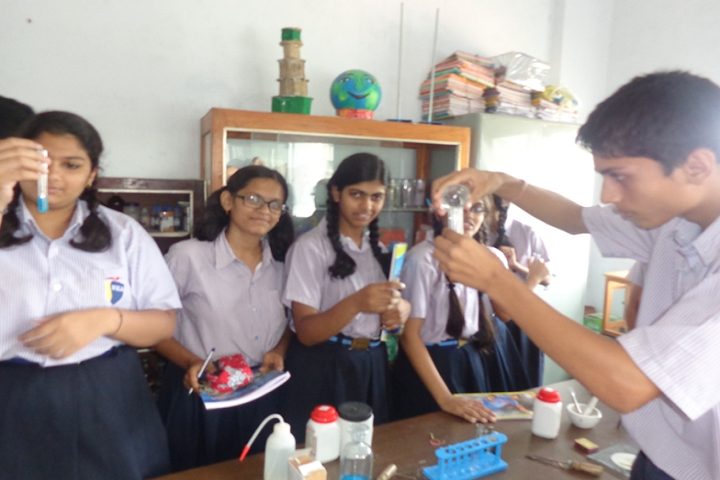 Nk Academy-Science Lab