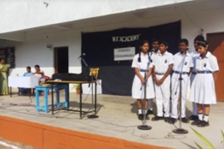 Nk Academy-Singing