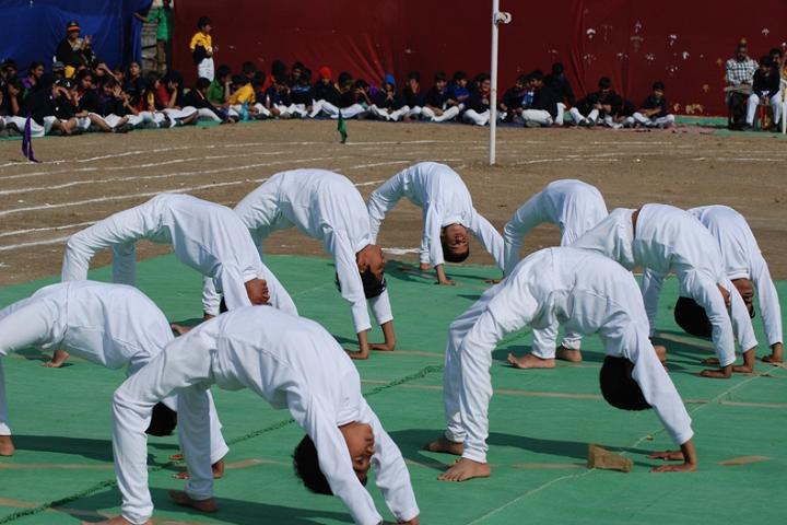 Nk Academy-Yoga