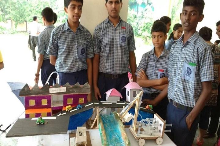 Notre Dame School-Exhibition