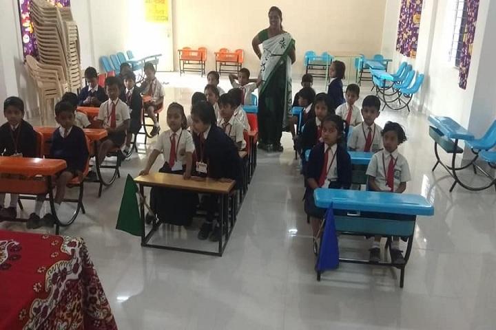 Oasis English Medium School-Class