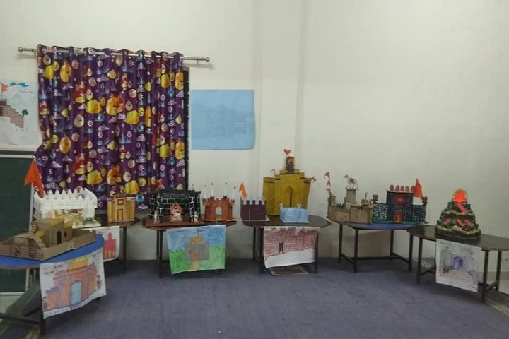 Oasis English Medium School-Activity Room