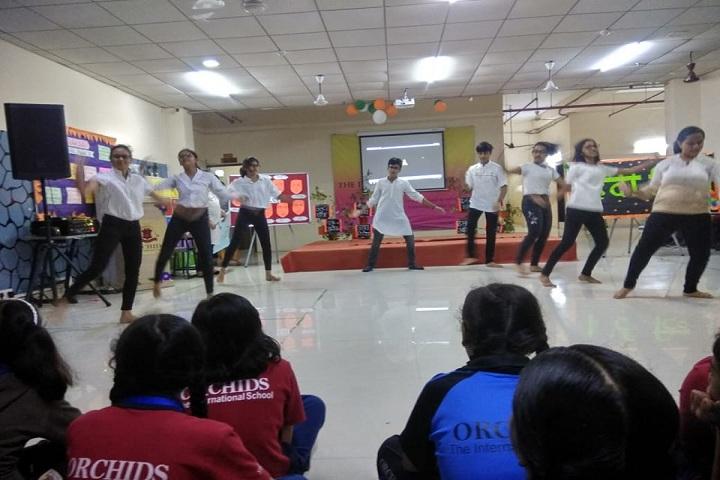 Orchids The International School-Dance Room
